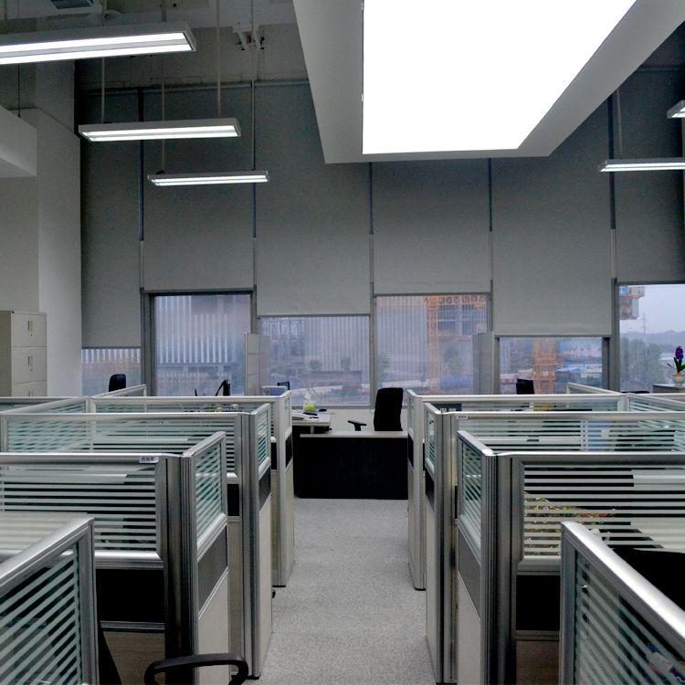 办公室加厚遮光隔热卷帘