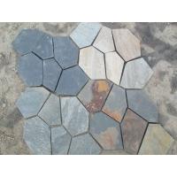 黄木纹板岩文化石,冰裂纹,文化石板岩,