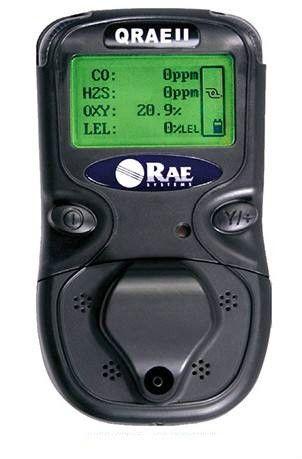 PGM-2400P泵吸式四合一气体检测仪-RAE品牌