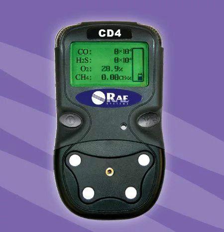 现货MA认证RAE四合一气体检测仪-CD4
