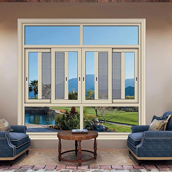 心仪门窗-130观景防盗推拉窗系列