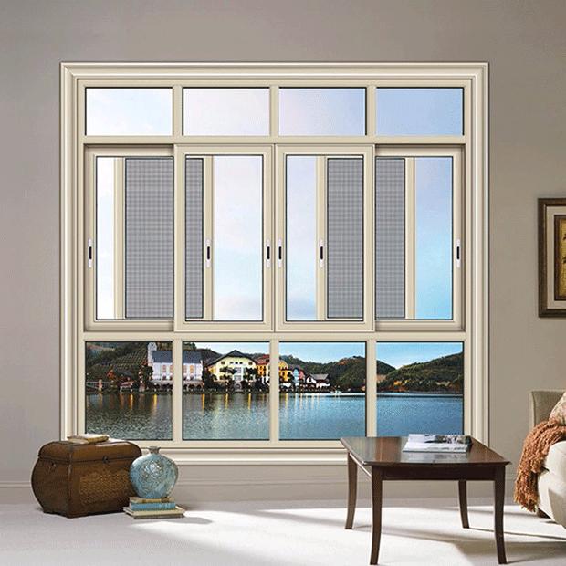 心仪门窗-118观景推拉窗系列
