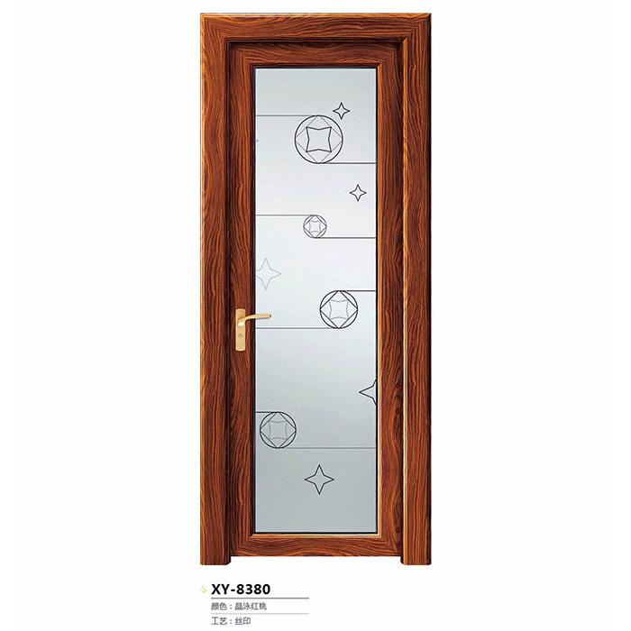 心仪门窗-尊象平开门系列 XY-8380