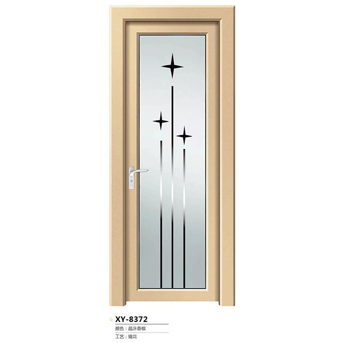 心仪门窗-尊象平开门系列 XY-8372