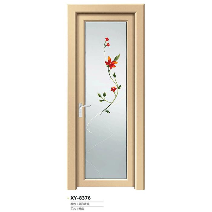 心仪门窗-尊象平开门系列 XY-8376