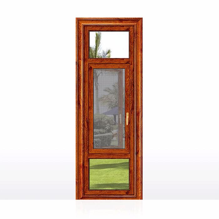 心仪门窗-88宽景断桥平开窗系列