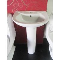 21寸卫浴陶瓷立柱盆V315