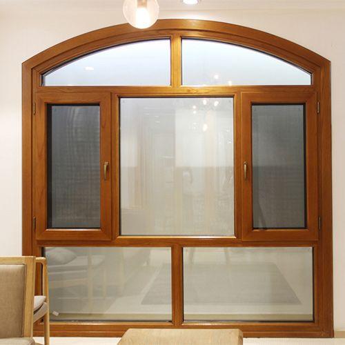 欧迪克定制不一样的铝包木窗
