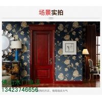 广州烤漆门 复合实木门 室内卧式门 直销木门