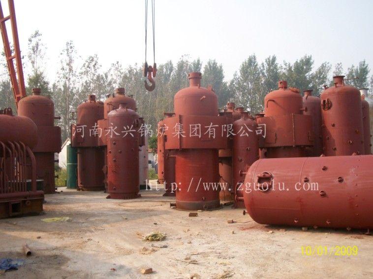 合肥DZH生物质手烧蒸汽锅炉