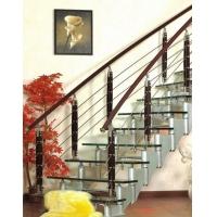 青岛玻璃楼梯