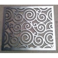 湖北武汉外墙冲孔氟碳喷涂铝单板  喷粉铝单板
