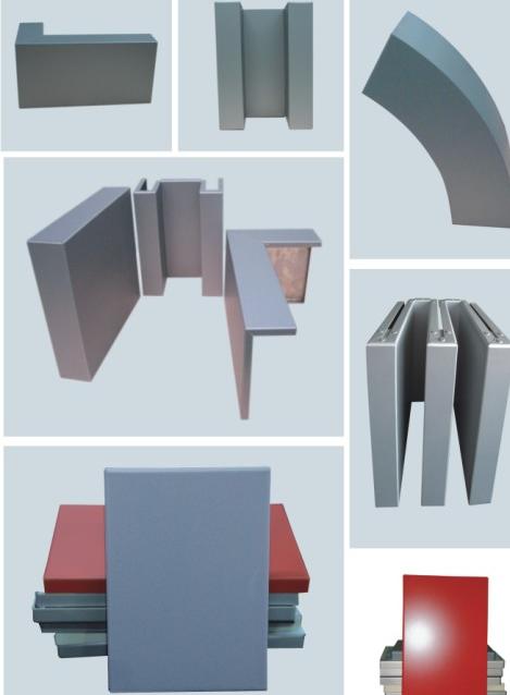 武汉铝单板 新型铝板,湖北新型制品铝单板