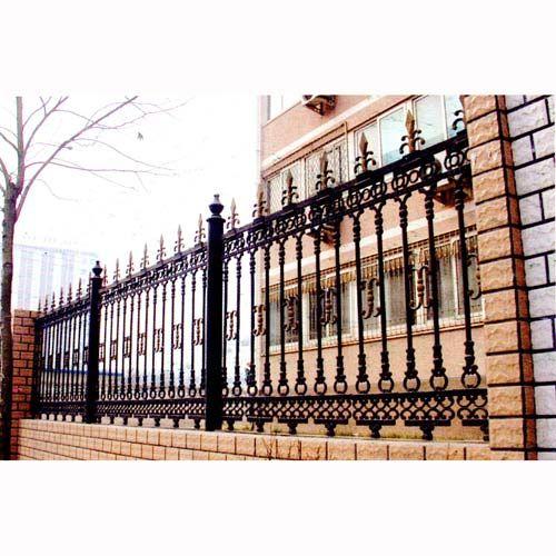 南京铁艺护栏围栏-南京苏冉装饰工程设计有限公司