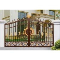 铝艺栅栏门