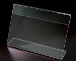 透明亚克力_透明亚克力标价签台卡牌