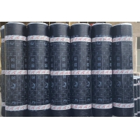 sbs改性沥青防水卷材 片岩 黄沙 铝膜 可定制生产防水卷材