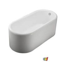 成都-九牧卫浴-腰形一体浴缸-Y80601-1A01-01