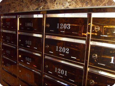 安徽信报箱,安徽小区信报箱,安徽写字楼信报箱