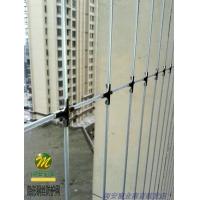 南京鼓楼区智能隐形防盗网防护网防护栏
