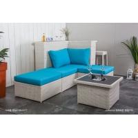 悠蓝户外-沙发系列 PE藤沙发