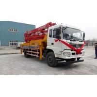 30米混凝土泵车 小型混凝土泵车