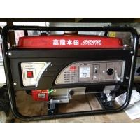 新款3600嘉隆机组汽油电机 家用小型发电机 3KW发电机