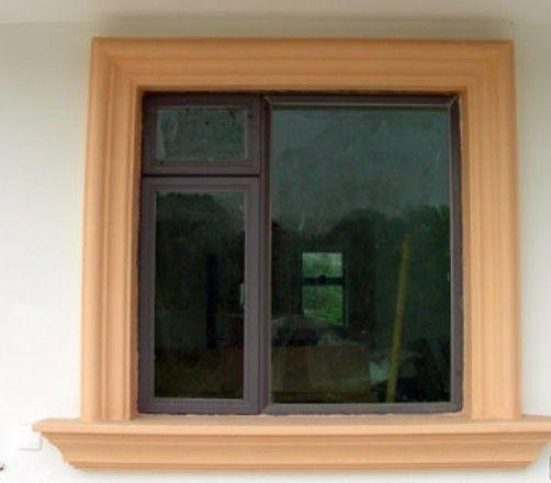石材窗套装修效果图