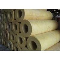 加工定制长沙岩棉管、硅酸铝管、玻璃棉管