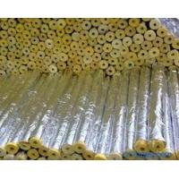 第温玻璃棉管 绿色环保 铝箔玻璃棉管 阻燃防潮