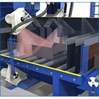 鋁型材噴砂機 鋁材自動噴砂機