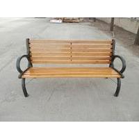 供铝塑木公园椅,户外休闲家具(图)