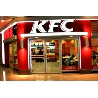 山东肯德基门 餐饮店铺专用门 麦当劳门 铝合金门