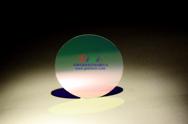 激埃特532nm带通滤光片、医院仪器镜片、检测仪镜片