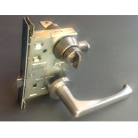 日本原装进口MIWA美和防火执手门锁