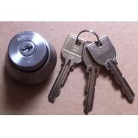 进口MIWA美和执手锁防火锁芯钥匙胚