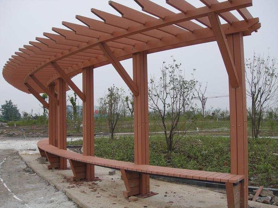 木塑 木塑树池 木塑树围 方形树围 圆形树围 山东塑木