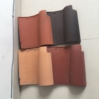 屋面瓦厂家销售光阳建材保温防火西班牙S瓦