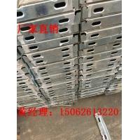建筑用钢跳板/三联3m镀锌脚手架跳板/钢跳板规格