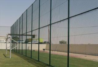 篮球场护栏网  围栏网