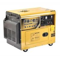 伊藤5000瓦静音柴油发电机YT6800T3