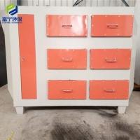 活性炭废气处理设备 用于印刷行业的活性炭废气净化箱