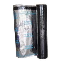 ZB-PET湿铺法专用型聚酷复合自粘防水卷材