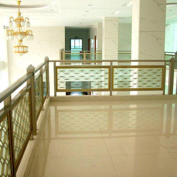 南京铝合金栏杆 南京创之艺节能材料