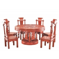 南美洲红酸枝古典家具