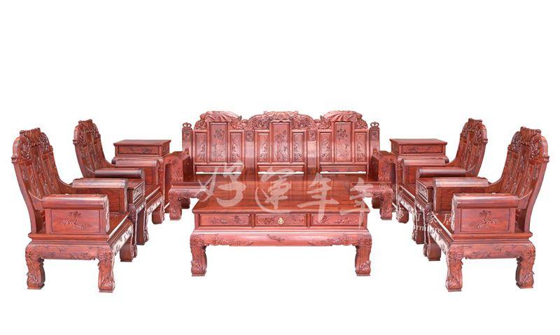 重庆古典红木家具 - 好运年年