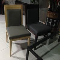实木软包餐椅 西餐厅餐椅辛戌未家具