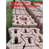 挡土砖锚固棒挡土砖镶嵌挡土砖劈裂砖护坡砖
