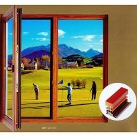 家世興門窗-鋁木復合窗系列 JSX-051