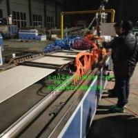 PVC集成快装墙板生产线